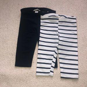 H&M cropped leggings bundle!